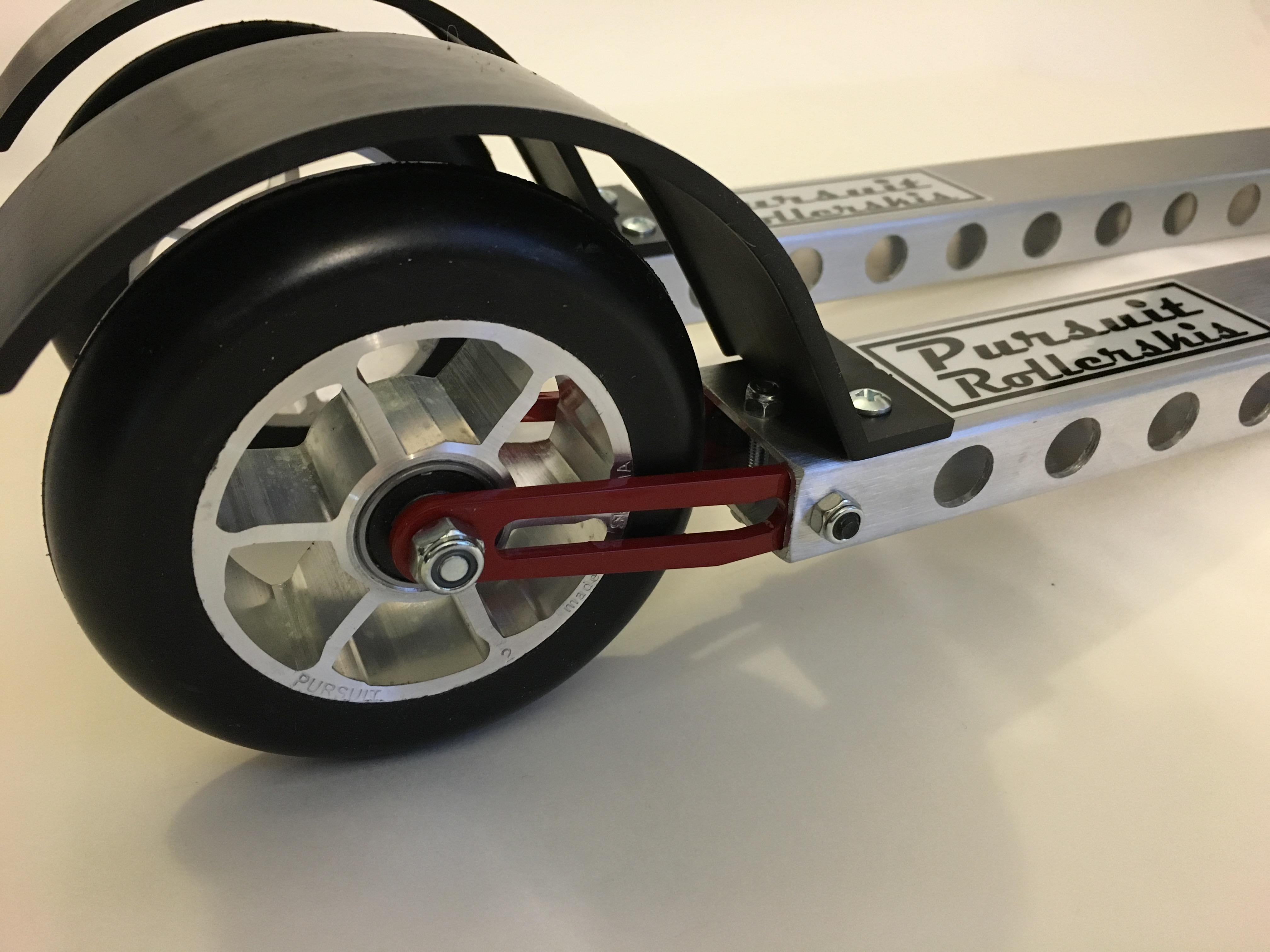 Fork Flex Inspiration - Pursuit Rollerskis